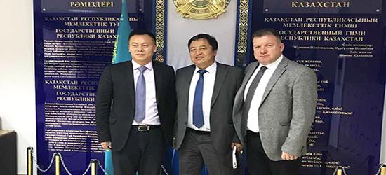 精工能源集团哈萨克斯坦国庆行