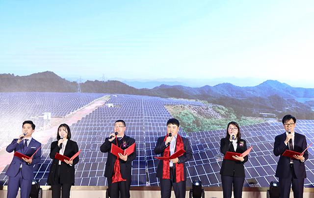 砥砺奋进 涅槃前行 --精工能源集团2018年表彰大会暨新年酒会成功举行