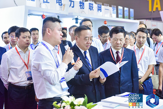 立 行业标杆,思 未来能源 --乐虎国际平台股份亮相中国国际清洁能源展